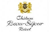 Chateau Beau Séjour Bécot