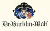 Dr.Burklin - Wolf
