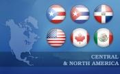 Střední a severní Amerika