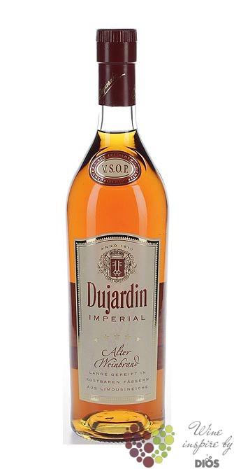 Bardinet xo extra french wine brandy 40 vol l for Dujardin imperial
