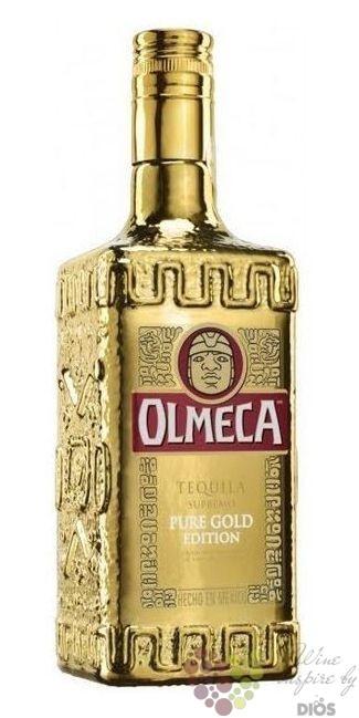 Olmeca gold tequila supremo pure gold edition 38% 0,7 l wholesale.