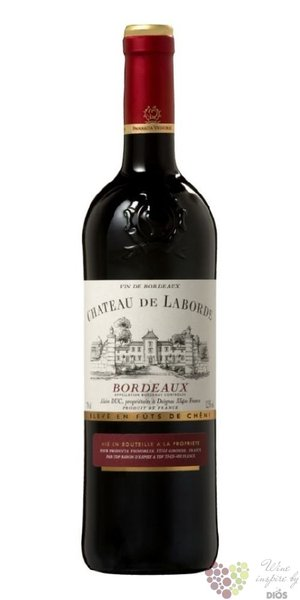Chateau de Laborde 2015 Bordeaux rouge Aoc    0.75 l