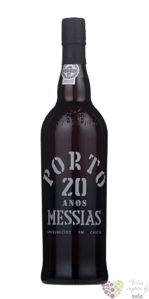 Messias 20 years old wood aged tawny Porto Doc 19% vol.    0.75 l