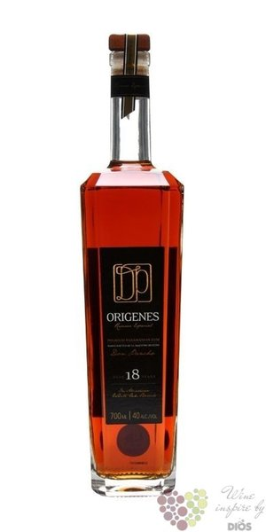 "Don Pancho Origenes "" Reserva especial "" aged 18 years Panamas rum 40% vol.   0.70 l"