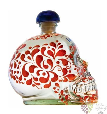"Tilica "" Blanco "" 100% of Blue agave Mexican tequila 40% vol.    0.70 l"