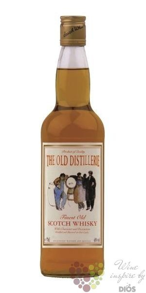 The Old Distillerie Blended Scotch whisky 40% vol.  0.70 l
