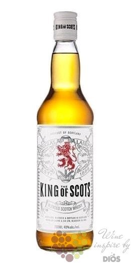 King of Scots blended Scotch whisky  by Douglas Laing & Co 40% vol.    1.00 l