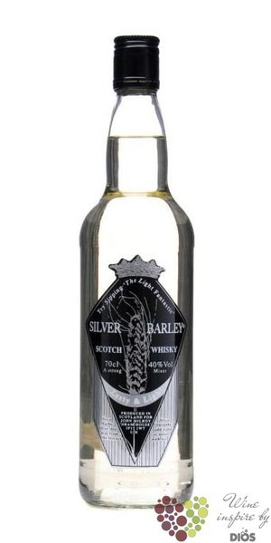 Silver Barley blended Scotch whisky 40% vol.     0.70 l