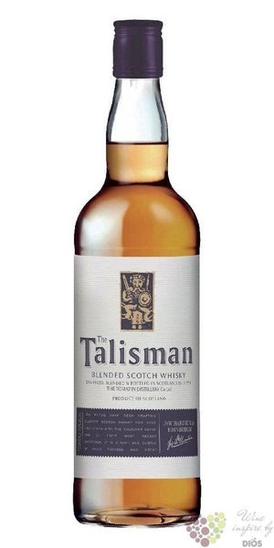 "Tomatin "" the Talisman "" blended Scotch whisky 40% vol.  0.70 l"