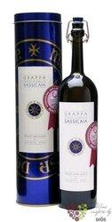 """Grappa riserva """" Barili di Sassicaia """" Jacopo Poli & tenuta San Guido 40% vol. 0.50 l"""