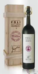 "Grappa riserva 2007 "" Barili di sherry Px "" Jacopo Poli & Williams & Humbert 40% vol.  0.50"