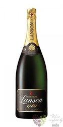 """Lanson blanc """" Black label """" brut Champagne Aoc  0.75 l"""
