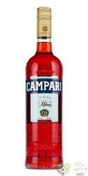 "Campari "" Bitter "" Italian herbal liqueur by Davide Campari 25% vol.  0.70 l"