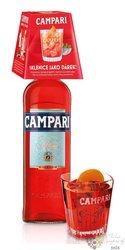 "Campari "" Bitter "" Italian herbal liqueur by Davide Campari 25% vol.  0.50 l"