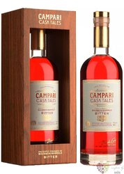 "Campari "" Cask Tales "" Italian herbal liqueur by Davide Campari Milano 25% vol.1.00 l"