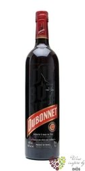 Dubonnet rouge French aperitif a Base de vin 14.8% vol.  0.75 l