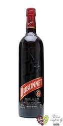 Dubonnet French aperitif a Base de vin 14.8% vol.    1.00 l