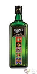 Passport blended Scotch whisky 40% vol.   0.70 l