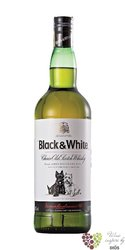 Black & White choice old Scotch whisky 40% vol.    0.70 l