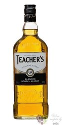 "Teacher´s "" Highland Cream "" blended Scotch whisky 40% vol.  1.00 l"