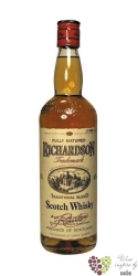 Richardson blended Scotch whisky 40% vol.    0.70 l
