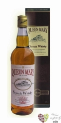 Queen Mary gift box blended Scotch whisky 40% vol.     0.70 l