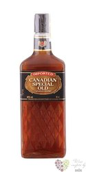 Canadian Special Old blended Canadian whisky 40% vol.  0.70 l