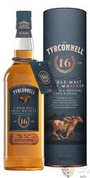 Tyrconnell  15 years old single malt Irish whiskey 46% vol.    0.70 l