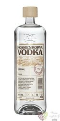 "Koskenkorva "" Original "" premium plain vodka of Finland 40% vol.  0.70 l"