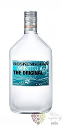 "Koskenkorva "" Minttu "" flavored vodka of Finland  35% vol.    0.50 l"