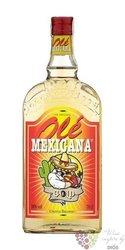 """Olé mexicana """" Gold """" original Mexican mixto tequila 38% vol. 0.70 l"""