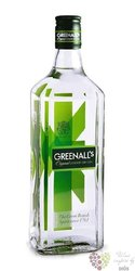 Greenall´s original British London dry gin 40% vol.  0.70 l