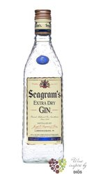 Seagram´s American Extra dry gin 40% vol.    0.70 l