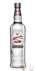 "Matusalem "" Platino "" white Cuban rum 40% vol   0.70 l"