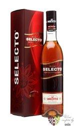 """Santa Teresa """" Selecto """" aged rum of Venezuela 40% vol.  0.70 l"""