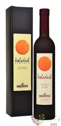 "Santa Teresa "" Orange "" Venezuelan rum orange liqueur 40% vol.  0.50 l"