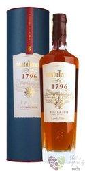 "Santa Teresa "" Solera 1796 "" aged rum of Venezuela 40% vol.  0.70 l"