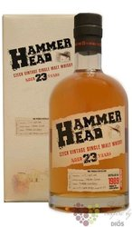 Hammer Head 1989 bohemian vintage spirits by Stock 40.7% vol.   0.70 l