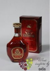 "Courriere "" XO carafe "" premium Frech brandy 40% vol.    0.70 l"
