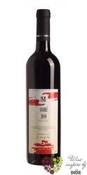 """André """" Private archiv """" 2011 pozdní sběr z vinařství Vinselekt Michlovský 0.75l"""