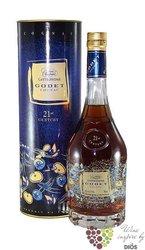 "Godet "" Gastronome 21.century ltd. edition "" Fine Champagne Cognac 40% vol.  0.70 l"