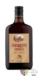 "Amaretto "" Venice "" original Italian almond liqueur 18% vol.  0.70 l"