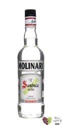 "Sambuca "" Extra "" Italian anise liqueur by Molinari 40% vol.   1.00 l"