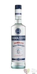 "Ramazzotti "" Sambuca "" Italian anise liqueur by Ramazzotti 38% vol.    0.70 l"