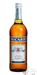 "Ricard ""  French aperitif of anise "" Pastis de Marseille 45% vol.     0.70 l"
