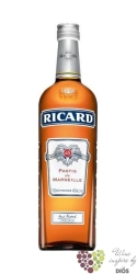"Ricard ""  French aperitif of anise "" Pastis de Marseille 45% vol.     0.02 l"