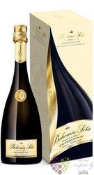 "Bohemia sekt blanc "" Prestige Chardonnay "" brut gift box Czech sparkling wine  0.75 l"