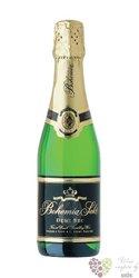 Bohemia sekt blanc demi sec Czech sparkling wine    0.375 l