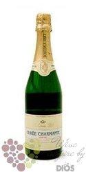 """Bohemia sekt blanc """" cuvée Charmante """" demi sec Czech sparkling wine    0.75 l"""