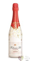 """Bohemia sekt blanc """" la Fleur """" demi sec Czech sparkling wine    0.75 l"""